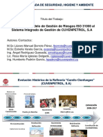 2014-10-15 (2da Jornada - Inserción ISO 31001 en SIG)