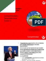 2. Competitividad y Desarrollo Local