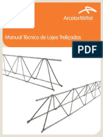 Manual Tecnico Trelicas LAJES PRE FABRICADAS