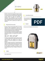Autorrescatador Safe 15 (Zh15) 250050150144