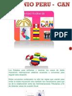 Convenio Perú-Can(Comunidad Andina de Naciones)