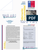 FolletoPaviPart Informativo 25 LLAMADO-HIJUELAS