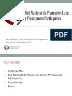 PP - Metodologías y Cambios en Las Formas de Gobierno