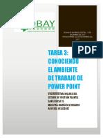 Conociendo El Ambiente de Trabajo de Power Point