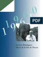 Diario de Lorenzo  Dominguez en Isla de Pascua (1960-1961)