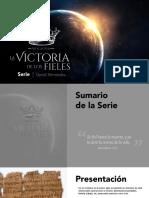 Apocalipsis. La Victoria de Los Fieles - Sumario