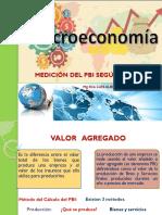 2da Medición Del PBI Enfoques