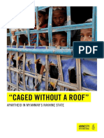 """Caged without a roof"""