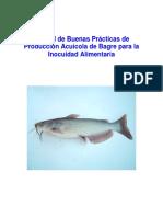 Manual de Buenas Practicas de Produccion Acuicola de Bagre