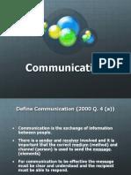 communication 0