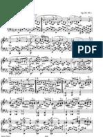 Mendelssohn - Songs Without Words Op 30