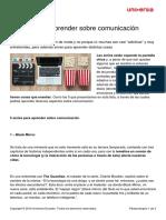 5 series para aprender Comunicación