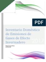 Inventario de Emisiones 2017