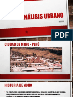 Análisis Urbano Presentacion Ppt