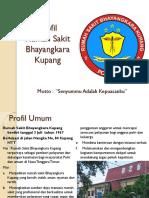 Profil Rumah Sakit Bhayangkara Kupang