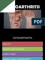 Osteo Arthit Is