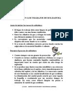 SEGURIDAD EN LOS TRABAJOS DE SOLDADURA I.doc