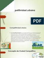 Competitividad Urbana