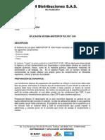 Aplicacion Piso Mtop Polykit 1240 05-05-17 - Copia (1)