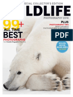 Canadian Geographic Best Wildlife Photography 2018