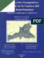 B017-Boletin-Prospeccion Geoquimica...Cuenca Rio Jequetepeque