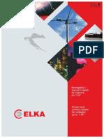 ELKA - Energetski Kabeli Do 1 KV -  Power Cables Up to 1 KV