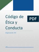 Código de Ética y Conducta.