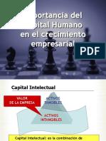 Presentacion Ricardo Uriburu Importancia Del KH en El Crecimiento Empresarial