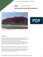17-11-17 Piden diputados transparentar costo de construcción de auditorio de Tecámac - El Sol de Toluca.pdf