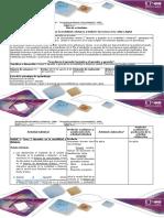 Guía de Actividades y Rúbrica de Evaluación Tarea 2 y Tarea 4