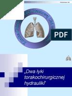 Systemy drenażowe_Torakochirurtgia