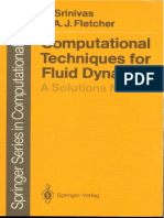 [CFD] Fletcher - Computational Techniques For Fluid Dynamics Vol 3 (Solutions Manual).pdf