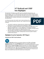 article september 2017 medicaid and chip enrollment data highlights