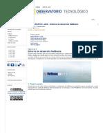 JAVA - Entorno de Desarrollo NetBeans
