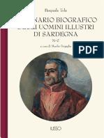 Tola Dizionario biografico degli uomini sardi illustri N-Z