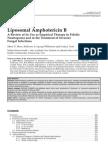 Ampoterisin B loposomal