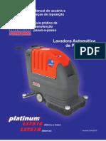 Equipamento de limpeza Lavadora de pisos LST51