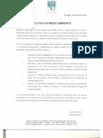 Politica de Medio Ambiente (Herreros y CIA. Ltda.)