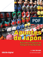 Apuntes de Japon Pages