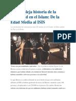 La Compleja Historia de La Esclavitud en El Islam