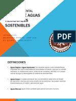 Gestion Ambiental Empleo de Aguas Residuales Sostenible Seccion b.