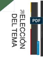 Seleccion y Delimitacion