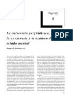 La Entrevista Psiquiatrica, Anamnesis y Examen del Estado Mental.pdf
