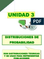 Distribuciones de Probabilidad Para Variable Aleatoria Discretas. 3