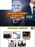 Induccion a La Norma Iso 9001 2015