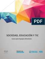 Curso TIC Directivos - Material - Conectar Igualdad Córdoba