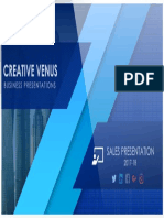 How to Design Creative Cover Title Slide for Sales Presentation in Microsoft Office PowerPoint PPT