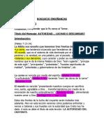 Modelo Enseñanza Final Modulo III