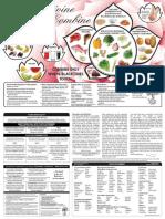 picture regarding Food Combining Chart Printable named Bulletproof Food plan Roadmap.pdf