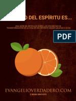 eBook - El Fruto Del Espíritu Es - Evangelioverdadero